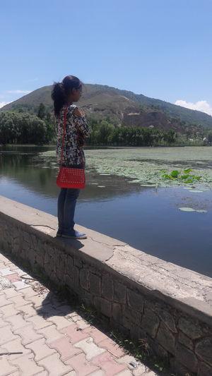 Manasbal Lake 1/undefined by Tripoto