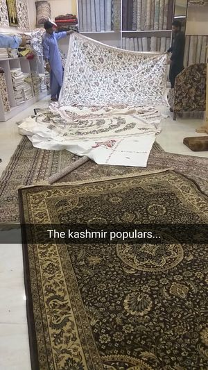 Must Buys From Kashmir and a guide to my shopping..