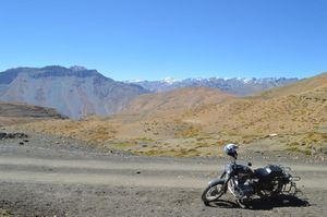 Way to peace and power: Lahaul and Spiti