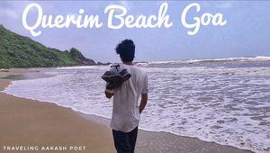 Querim Beach, Goa