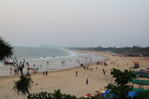 The Best Place for your First Independent Trip! It's GOA!   | DAY 1 |