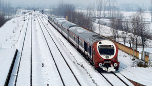 Take a Magical Rail Ride to the Paradise that is Kashmir