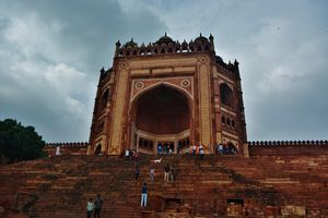 Time Travel to Medieval India: Fatehpur Sikri