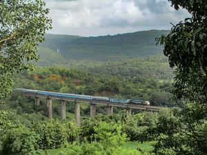 Have You Been on India's Most Beautiful Railway Journey via the Konkan Railways?