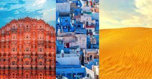 भारत की कहानी, रंगों की ज़ुबानी: ये तस्वीरें देती हैं देश की रंगीन संस्कृति की झलक