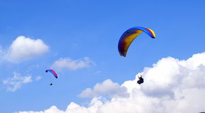 Bir Billing - My Second Paragliding Experience