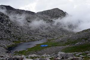 Unexplored Lamdal - trek to hidden 7 Lakes