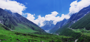 A walk in the mighty meadows of the Himalayan trail (Ch-1)