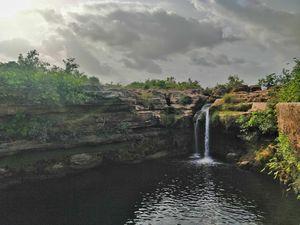 Jamjir waterfall. #BestTravelPictures