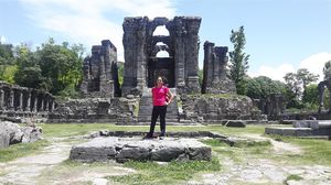 Martand Sun Temple – the pride of Kashmir, now in ruins