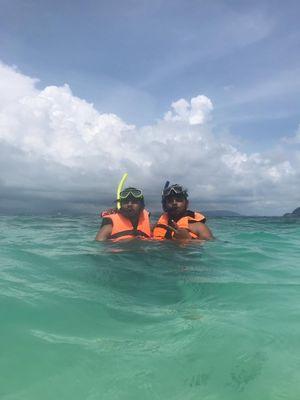 Phi Phi Island Tour (Thailand)