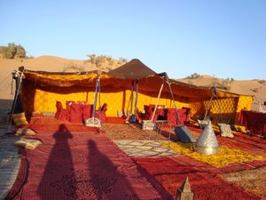 Exploring Morocco in 3 days