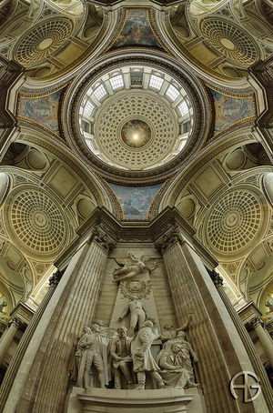 Pantheon 1/2 by Tripoto