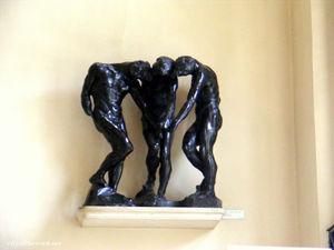 Auguste Rodin 1/1 by Tripoto