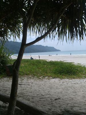Asia's Best Beach - Radhanagar Beach, Havelock Island, India