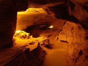"Nature's Marvel called ""Belum Caves"""
