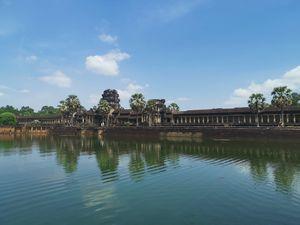 Cambodia Getaway
