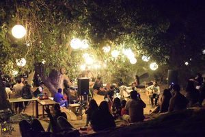 Camp Under The Stars With Bonfire And BBQ At This Camp Site Less Than Two Hours From Mumbai