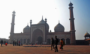 The Mecca of Delhi – Jama Masjid