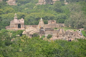 The majestic and humongous Chittorgarh Fort in pictures