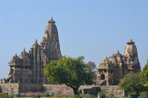 Backpacking Khajuraho under 2500 INR
