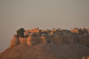 Exploring Jaisalmer with Desert Safari under 6500 INR- Part II