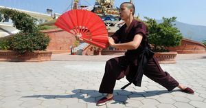 Sneak Peek into a day of the Subtle yet Resilient, Kung Fu Nuns of Ladakh