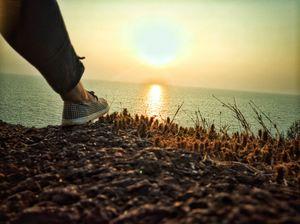 Gokarna: Of Beaches, Sunsets, Sadhu Babas and Birthdays