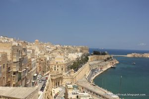 Exploring historical Malta