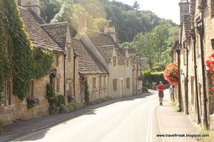 An English countryside weekend: Bath and Cotswold