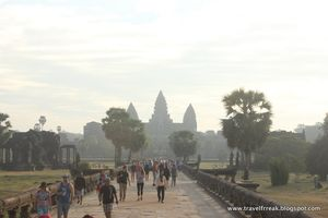 A week in the Cambodian kingdom of wonder: Siem Reap and Angkor Wat