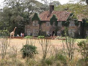 Stay in Nairobi
