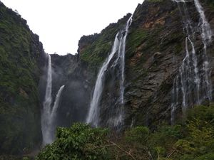 3 days wandering thru Jog falls, Kollur and Murudeshwar from Bangalore