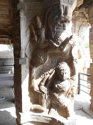 Shri Veerabhadra Temple Lepakshi 1/undefined by Tripoto