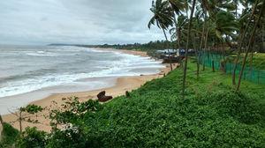 Rains in Goa
