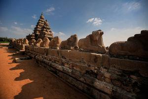 Glimpses of an Era - Mahabalipuram