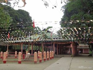 Maa Bagheswari Temple Bongaigaon Assam- One of the oldest Shakti Peeths.