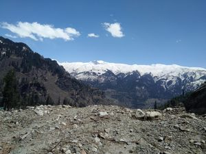 Kullu Manali -Gateway to Apple's Valley and Snow Clad Mountains!