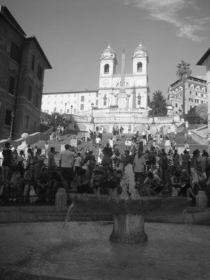 Piazza di Spagna 1/2 by Tripoto