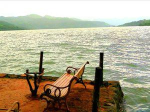 Varasgaon Dam @ Patharshet