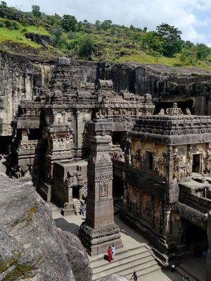 Kailasa Temple: Lord Shiva's Abode in Ellora