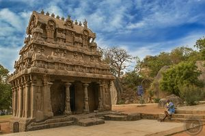 Short Trip to Mahabalipuram