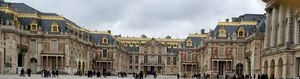 Palace of versailles:The elegance of royalty
