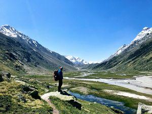 Pin Parvati Pass Trek 2018