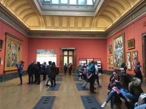 A dip into the art world of National Gallery