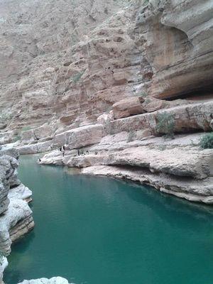 Oman Diary 2 - Wadi Al Shab