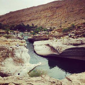 Oman Diary 3 - Wadi Bani Khadil