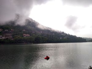 Nainital bhimtal naukuchiatal sattal ,worth watching in monsoons
