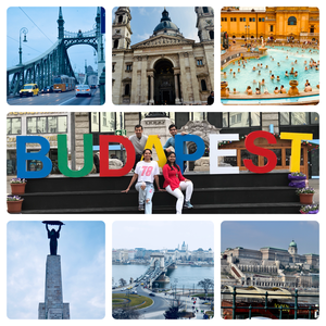 Travel Guide To Budapest
