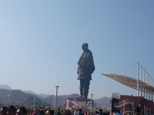 The World's Tallest Statue: the Statue of Unity